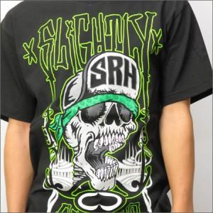 SRH x SLIGHTLY STOOPID コラボTシャツ 黒