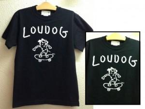 [LOU DOG] LOUDOG Skate S/STee