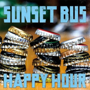 SUNSET BUS 2nd Mini Album 『HAPPY HOUR』