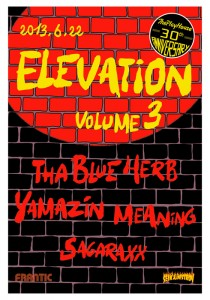 The Play House 30th Anniversary 【ELEVATION vol.3】