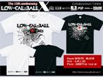 Low-Cal-Ball コラボレーションTシャツ発売決定! / A-FILES オルタナティヴ・ストリートカルチャー・ウェブマガジン