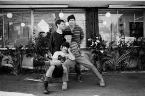 Red Hot Chili Peppers - 歴代アルバム、シングルのストリーミング開始!