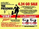 THE PRISONER – mini album『START』RELEASE