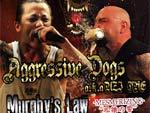 "Aggressive Dogs aka UZI-ONE & Murphy's Law Japan 2013 tour -MESMERIZING-""鳳雛の響"" / A-FILES オルタナティヴ・ストリートカルチャー・ウェブマガジン"