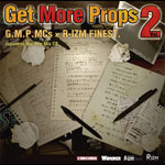 G.M.P. MCS - GET MORE PROPS 2 [MIX CD]