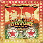 "HAIIRO DE ROSSI & TAKUMA THE GREAT - FORTE PRESENTS ""HISTORY"" [CD]"