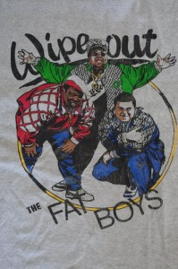 "THE FAT BOYS "" wipeout"" (1987)"