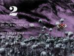 BLACK GANION –  2nd Album 『SECOND』 RELEASE