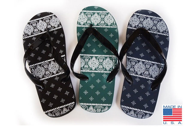 FACE CARD FCBS-0902 BANDANA BEACH SANDAL