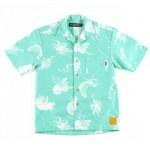 グルーブオブザグローブシャツ/Groove of The Globe Shirts 3colors