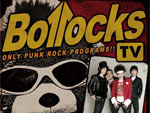 "ONLY PUNK ROCK PROGRAMS!! ""Bollocks TV"" (DVD)"