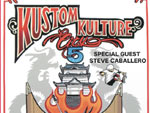 KUSTOM KULTURE CITY 5 – 2013.07,14(sun) at 小田原城址公園城二の丸広場 (SPECIAL GUEST- STEVE CABALLERO)