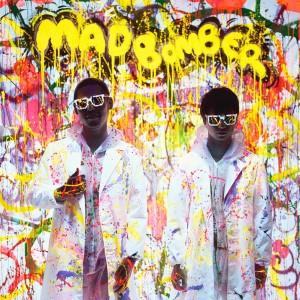 LBとOtowa - 2nd ALBUM 『 THE MAD BOMBER 』