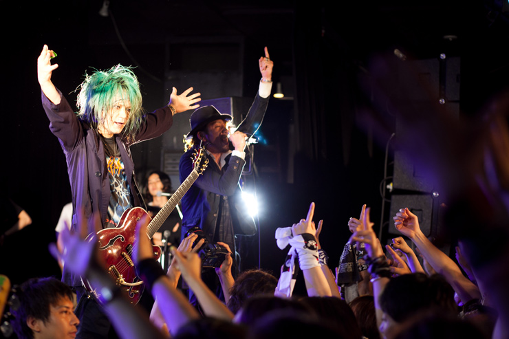 THE CHERRY COKE$ RASCAL VALLEY2013 at 恵比寿LIQUIDROOM (2013.06.20) Report