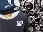 SKULL SKATES - New Product (T-shirts、Cap & Skateboard Deck) / A-FILES オルタナティヴ・ストリートカルチャー・ウェブマガジン