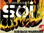 Soi -SUB BASS WARRIORS #18- 2013.06.22 SAT 10PM BASS IN at MODULE