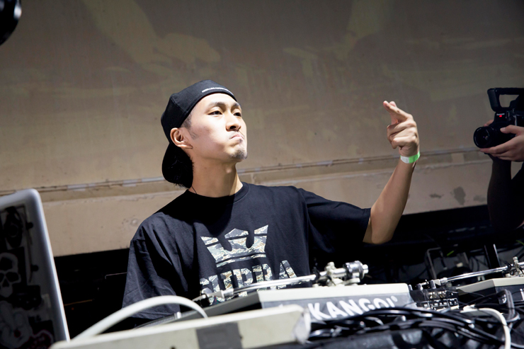 DMC JAPAN DJ CHAMPIONSHIP 2014 ~REPORT~