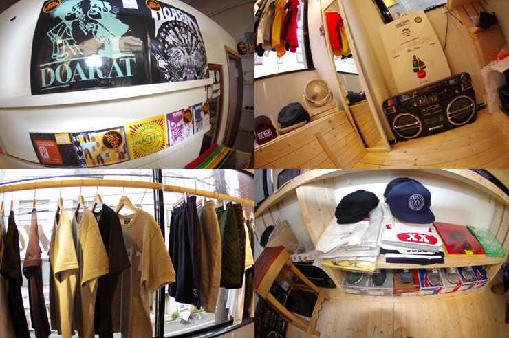 下北沢 RAINBOW SOKO 3 / レインボー倉庫 3 DOARAT archives