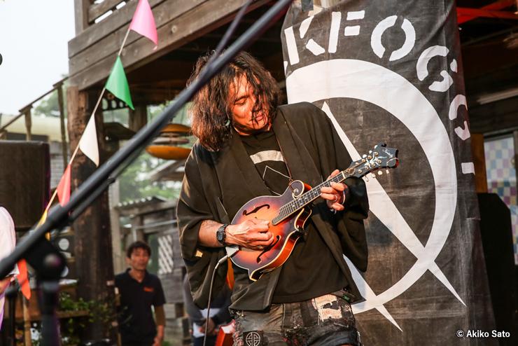 青空camp2015 music&camp festival at ハートランド朝霧 中島酪農場 -REPORT-