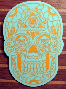 「3Eyes Calavera」