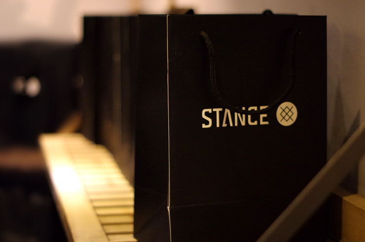 STANCE - THE UNCOMMON THREAD TOUR - REPORT -
