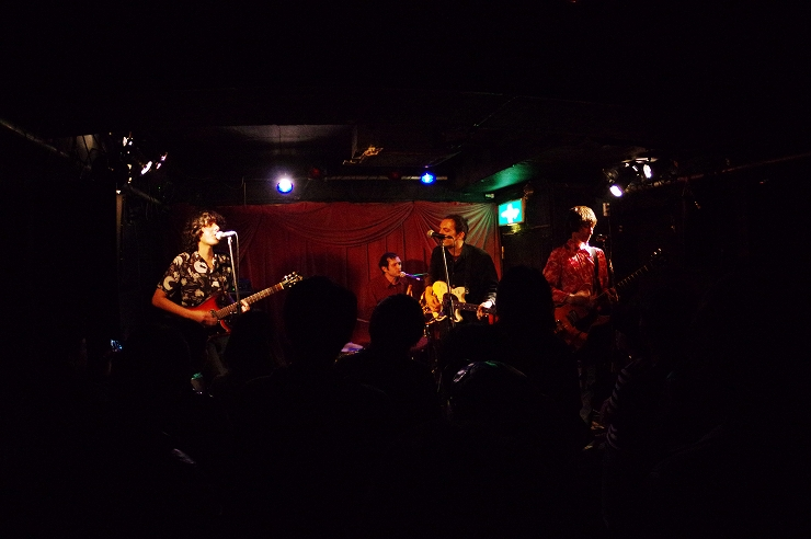 ACID BABY JESUS【JAPAN TOUR 2015】 @ 幡ヶ谷 HEAVY SICK(2015.11.23) – LIVE REPORT