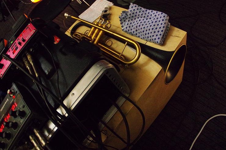 近藤等則 3D Sound Installation Live@ Red Bull Studio TOKYO (2015.11.28) REPORT
