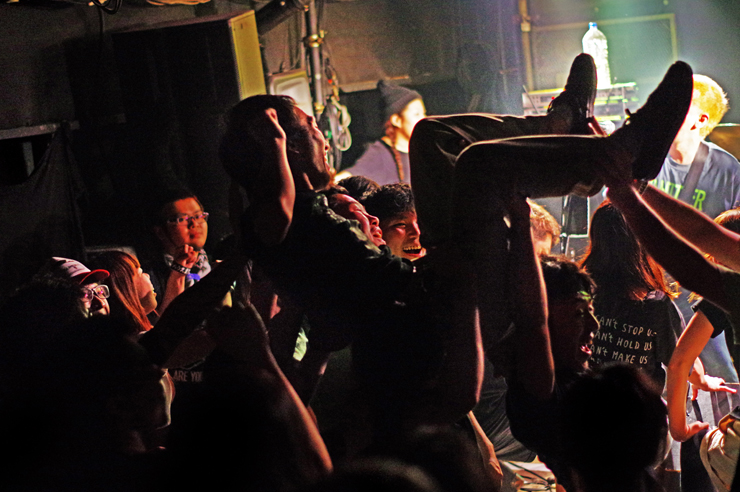 Banned in MCD vol.15 -SEEK&DESTROY 15th ANNIVERSARY- 2015.6.26(fri) at 町田Nutty's ~REPORT~