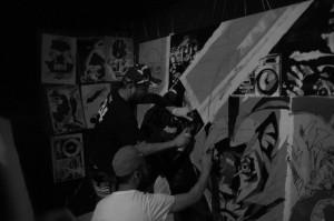 DRAGON76 & BLACK BELT JONES DC / IN BUSINESS– 2013.06.29 (sat)
