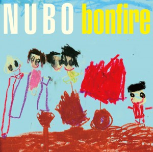 NUBO - 4th single『bonfire』Release