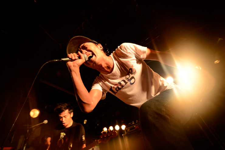 NUBO presents YOKOHAMA TURKEY DAY!! -ONE MAN LIVE!!- 2015.06.27(sat) at 横浜F.A.D ~REPORT~