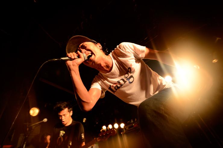 NUBO presents YOKOHAMA TURKEY DAY!! -ONE MAN LIVE!!- 2015.06.27(sat) at 横浜F.A.D ~REPORT~