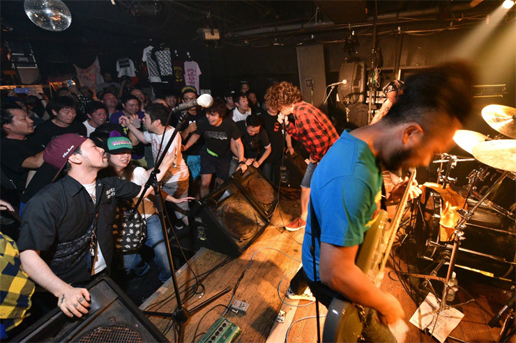 """SKULL SKATES Night ~DUB 4 REASON """"ANARCHY AND DUB RELEASE PARTY""""~ 【REPORT】"""