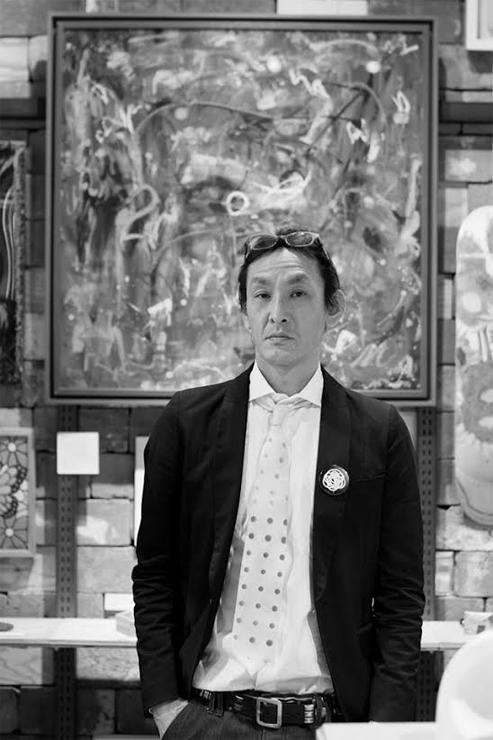 Satoshi Maruhashi (TOKYO INTERNATIONAL ART FAIR) Interview