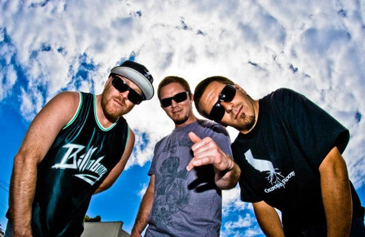 Slightly Stoopid インタビュー