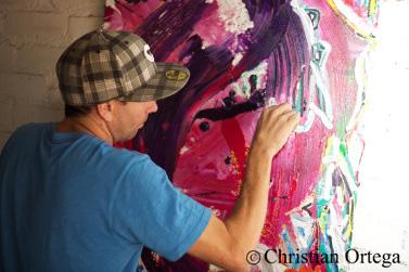 Danny Minnick(Painter,Actor,Skater) Interview