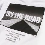 ON THE ROAD x RUDE GALLERY コラボレーションTシャツ