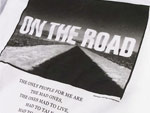 ON THE ROAD x RUDE GALLERY コラボレーションTシャツ / A-FILES オルタナティヴ ストリートカルチャー ウェブマガジン