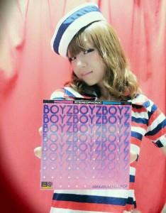 BOYZBOYZBOYZ 新体制1周年記念 MAXI CD「MAXIMUN HELLPOP」
