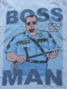 BIG BOSSMAN (1991)