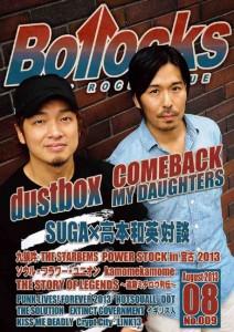 PUNK ROCK ISSUE 〝BOLLOCKS〟(No.008)