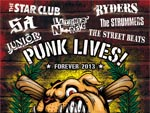 PUNK LIVES! FOREVER 2013 – 2013.8/11(sun) at 川崎 CLUB CITTA'
