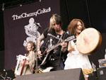 THE CHERRY COKE$ @ FUJI ROCK FESTIVAL '13 LIVE REPORT / A-FILES オルタナティヴ ストリートカルチャー ウェブマガジン