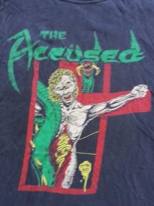 THE ACCUSED / SCUM 89 (1989)