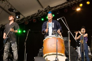 TURTLE ISLAND @ FUJI ROCK FESTIVAL '13 LIVE REPORT