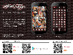BLACK FLYS – New product (CITY OF FLY) & オフィシャルモバイルカスタム