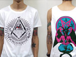 DxAxM – New T-shirts & Tank top