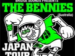 THE BENNIES JAPAN TOUR 2013