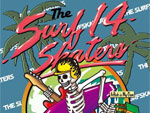 THE SURFSKATERS 14 - 2013.9.15(日) at 湘南・茅ヶ崎裏パーク