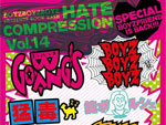 BOYZBOYZBOYZ 企画 HATE COMPRESSION vol.14 〜SPECIAL BOYZFRIEND IS BACK!!!〜 2013.11.23(sat) at 新宿アンチノック